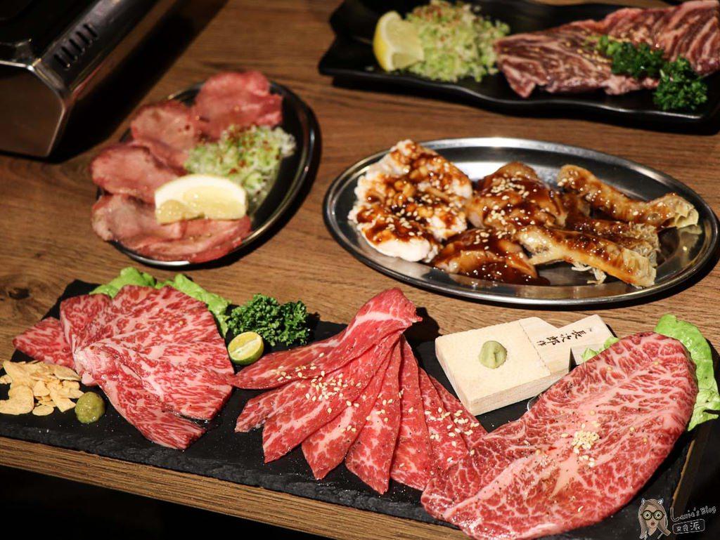 【國父紀念館美食】小滿苑燒肉,東區日式精緻燒肉推薦/菜單價位