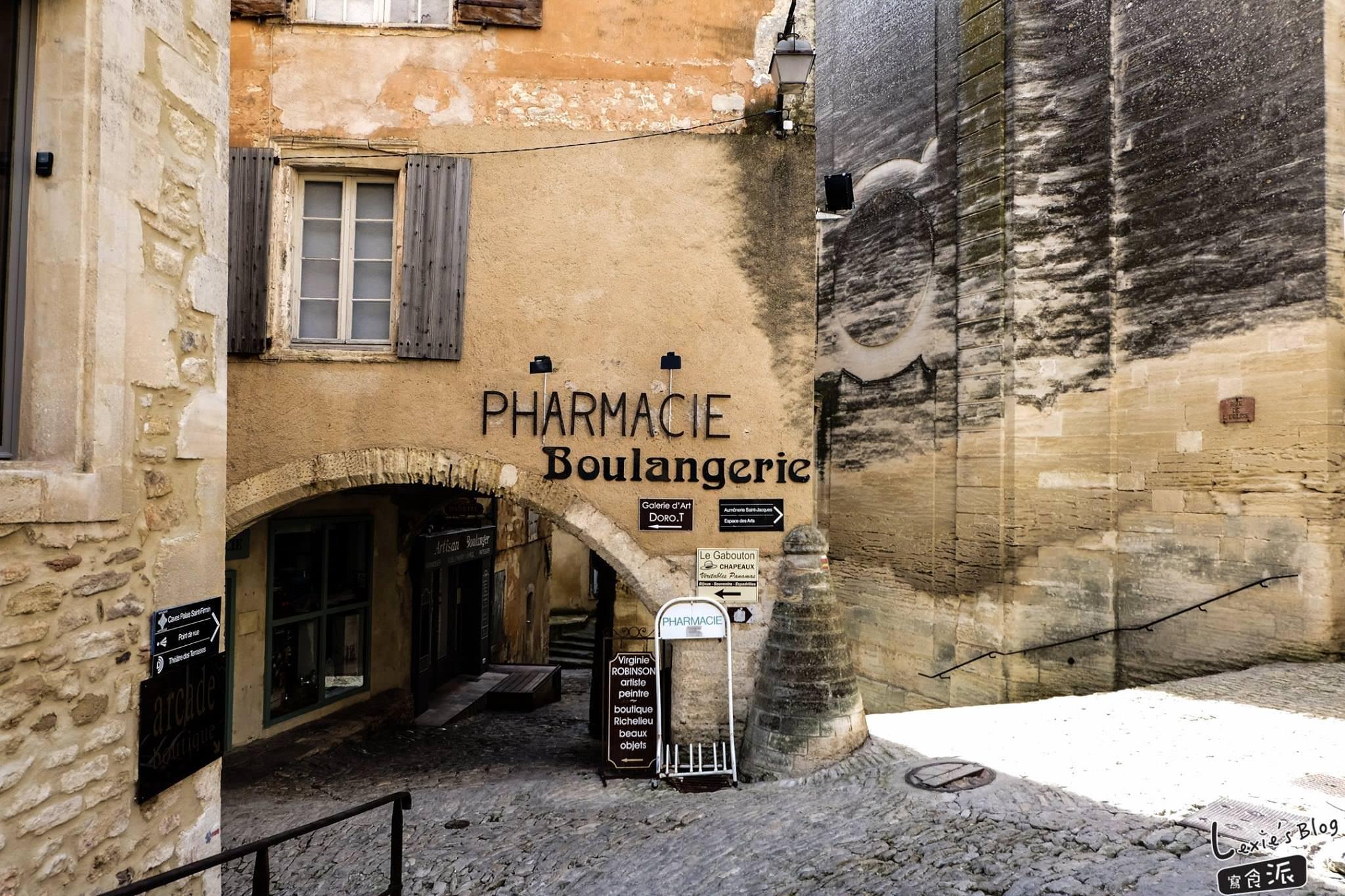【南法必遊景點推薦】山城/天空之城Gordes與紅土城Roussillon