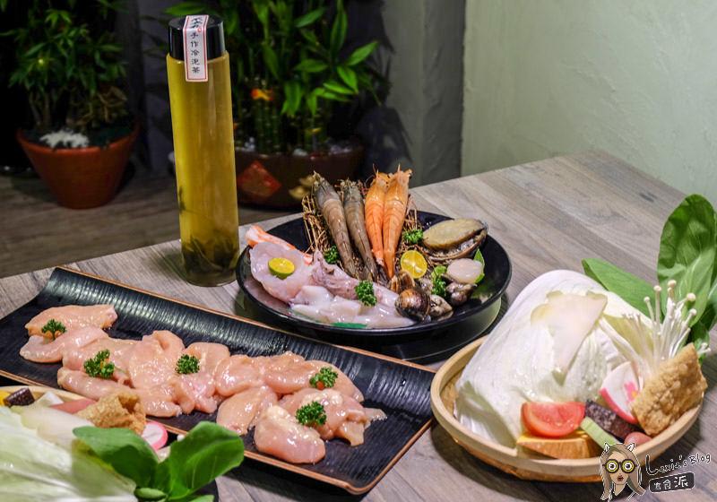 【松江南京火鍋】不老麻日式涮涮鍋,精緻用心的火鍋新選擇(菜單價位)