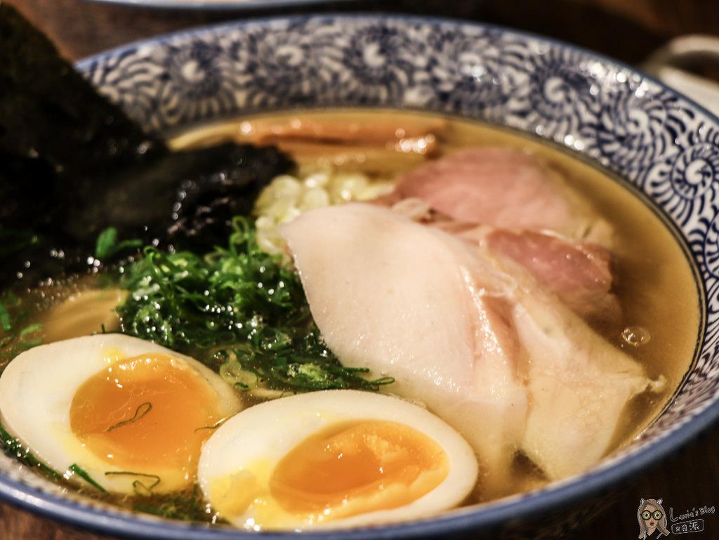 【中山捷運拉麵】麵屋一燈,雞湯濃郁,叉燒吃不慣/菜單價位