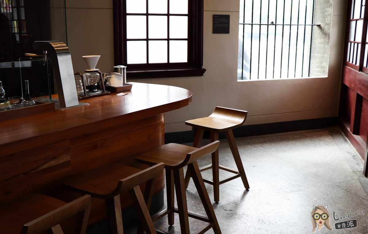 台北老屋咖啡地圖》萬華林宅星巴克,最古色古香的星巴克