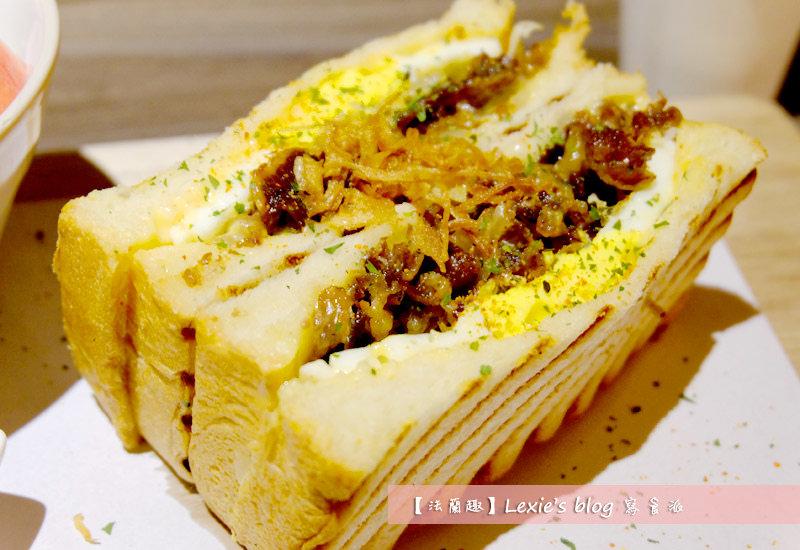 【南京復興美食推薦 】 法蘭趣 超邪惡美味的帕尼尼吃過一次就念念不忘 (含菜單Menu)