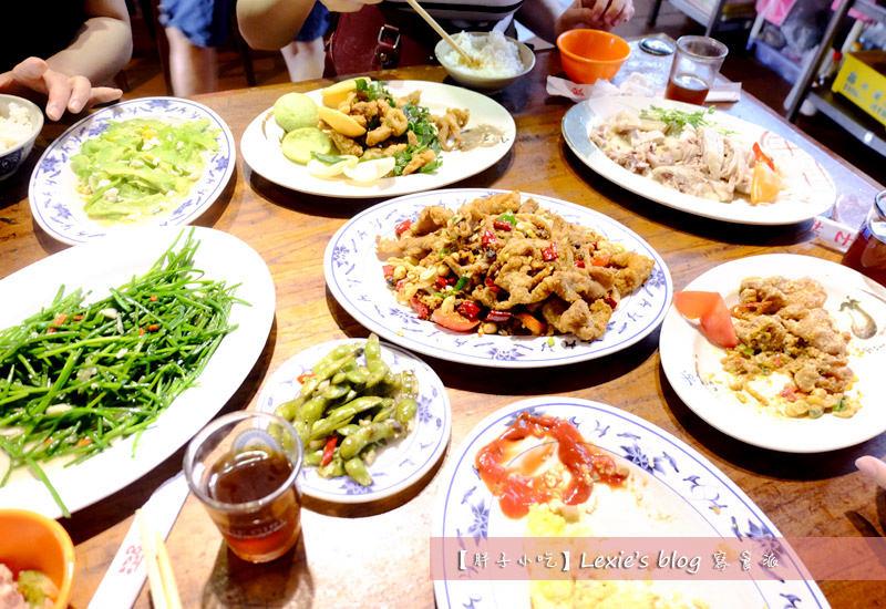 【東區熱炒美食】胖子小吃平價熱炒餐廳推薦,大分量CP值超高(含菜單menu)
