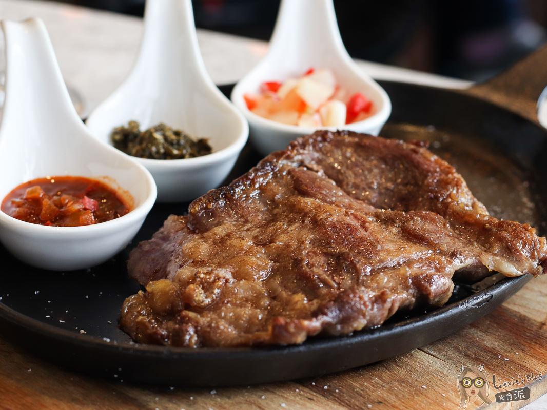 師大美食》M&F 深法廚房,阿根廷料理與深夜裡的法國手工甜點,西餐排餐推薦