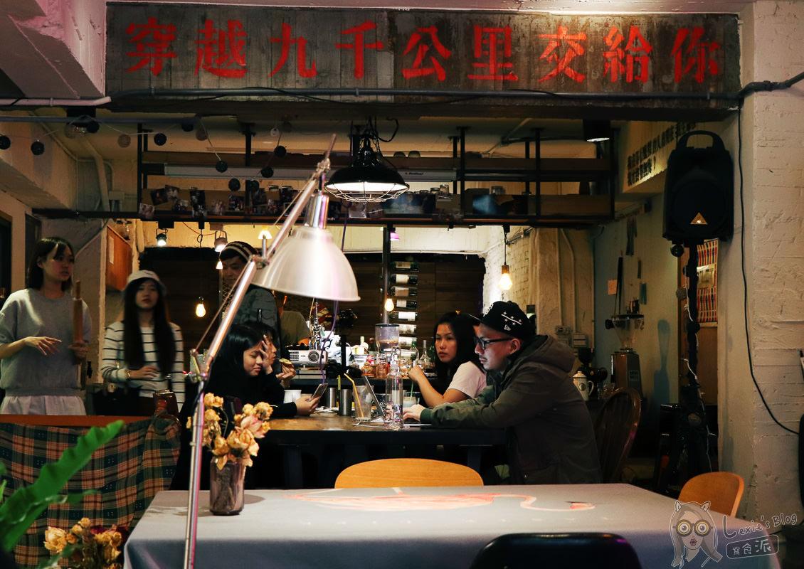 台北老屋咖啡廳》穿越九千公里交給你/中山國中站不限時咖啡廳/wifi插座