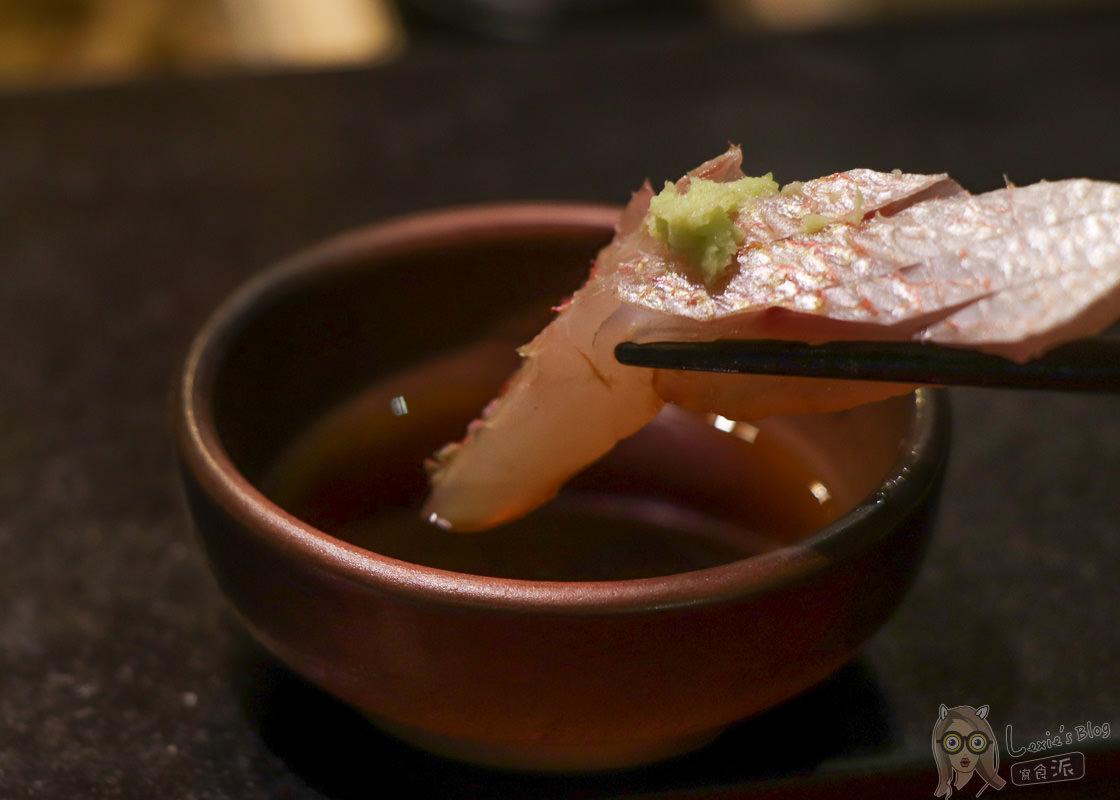 大安區日本料理》佐樂壽司,創意無菜單料理,品嚐師傅好手藝