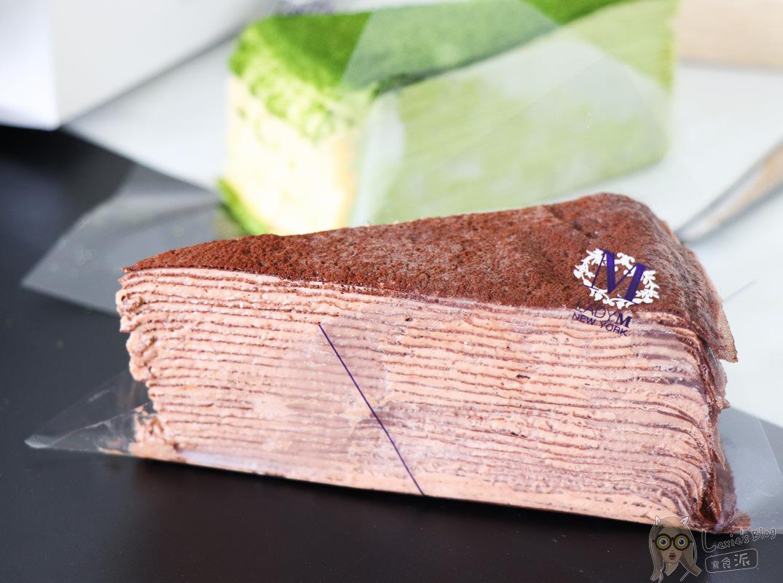 台北必吃千層蛋糕Lady M-4種口味一次吃齊,國父紀念館甜點推薦