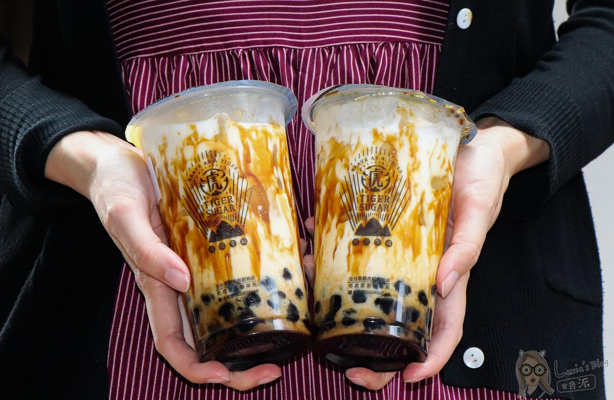 台北黑糖鮮奶》老虎堂、陳三鼎、珍煮丹你選哪一個?