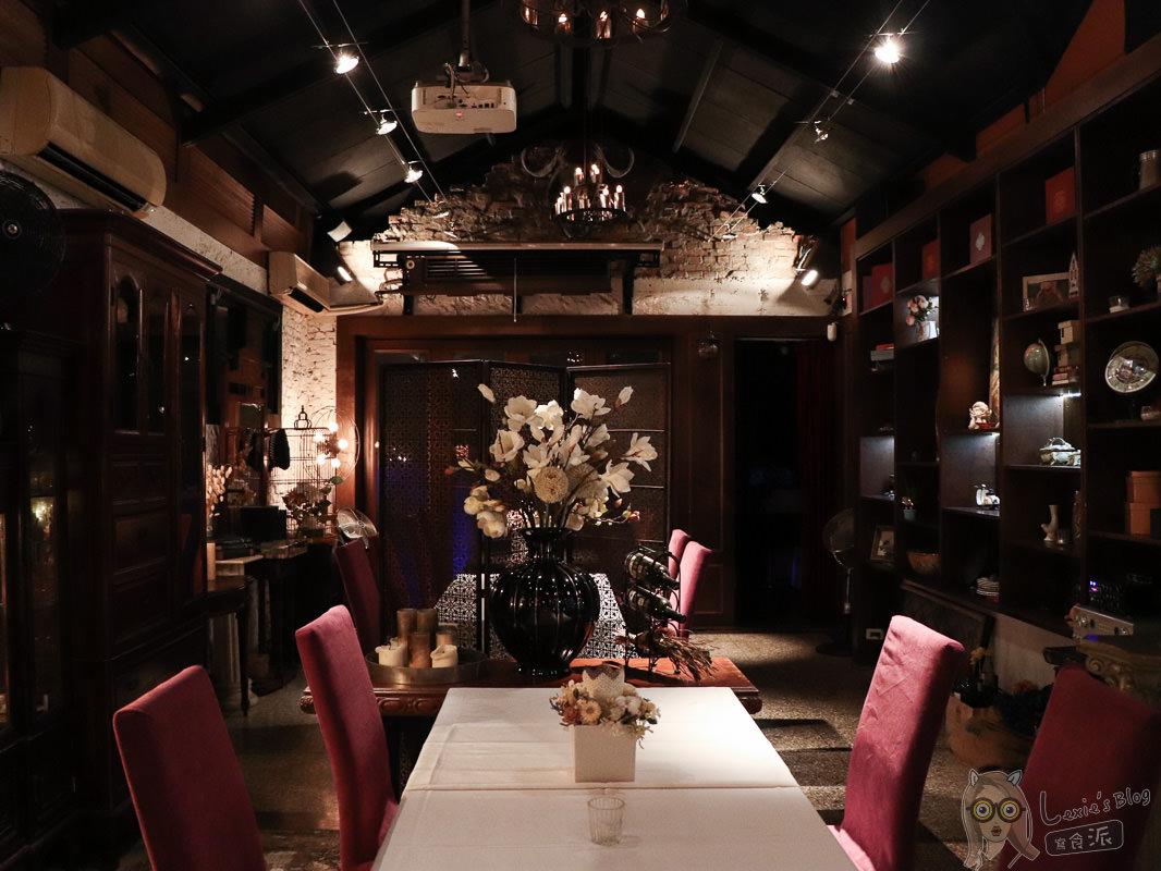 台北私廚推薦》桂香私宅,預約一場跨越時空的歐式浪漫