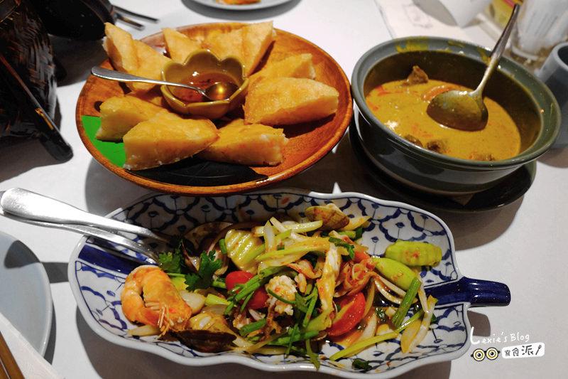 【南京復興泰式料理】香米泰國料理,精緻泰國菜餐廳推薦
