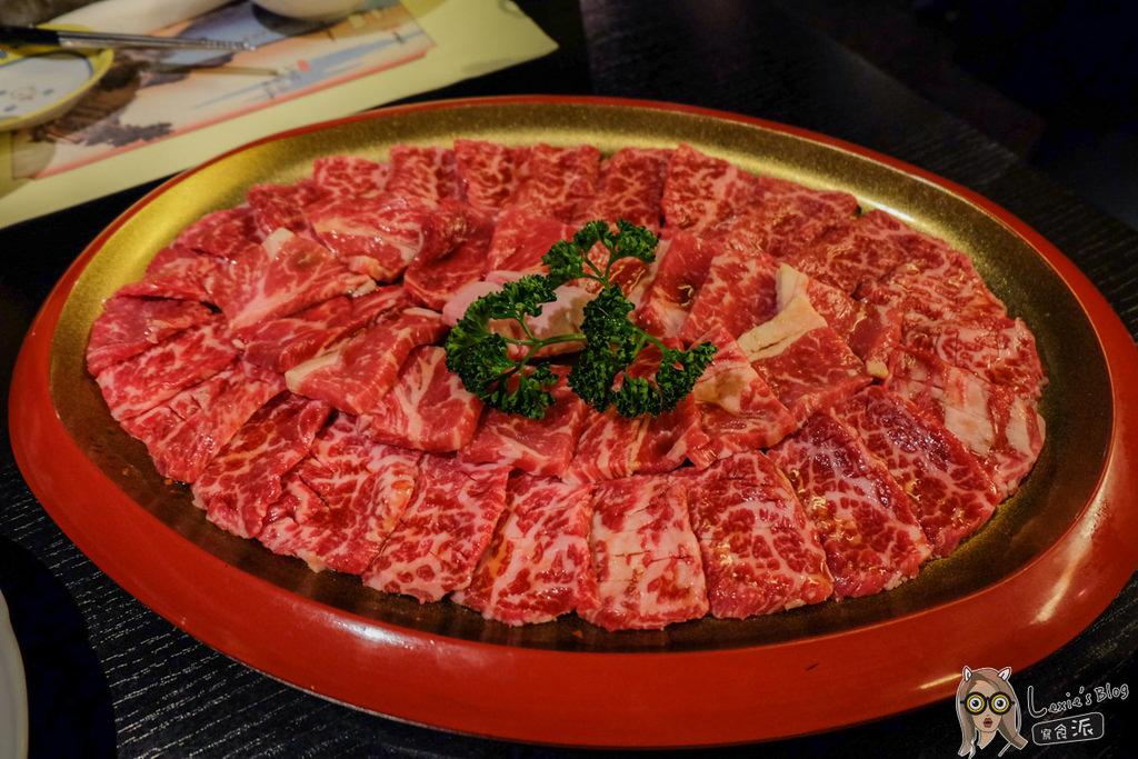 【松山南京復興美食】燒肉石松五十三次,油花美美Prime牛肉拼盤日式燒肉推薦