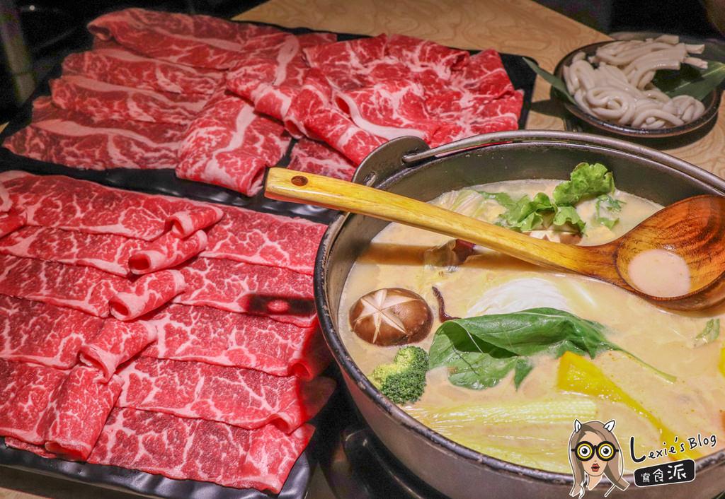 【東區火鍋美食】忻殿堂鍋物Prime牛肉套餐配上南洋風情叻沙鍋/菜單