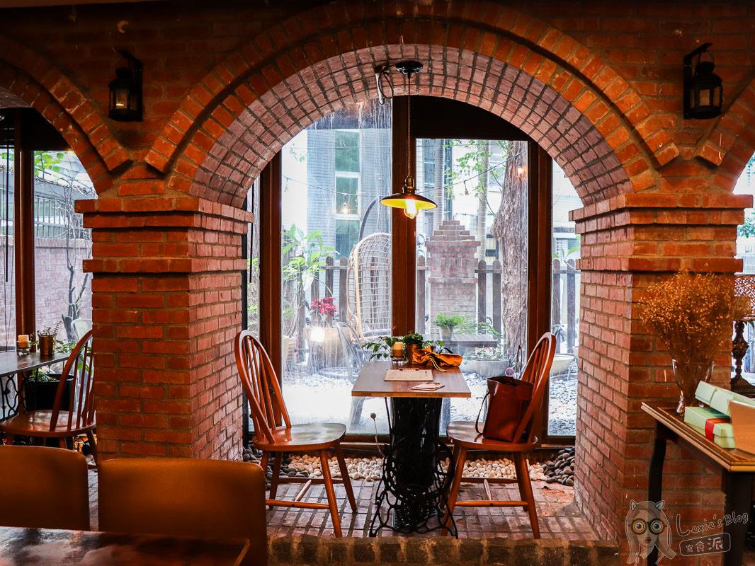 台北老屋咖啡》南京復興樹宅院,隱身捷運旁的夢幻大宅院