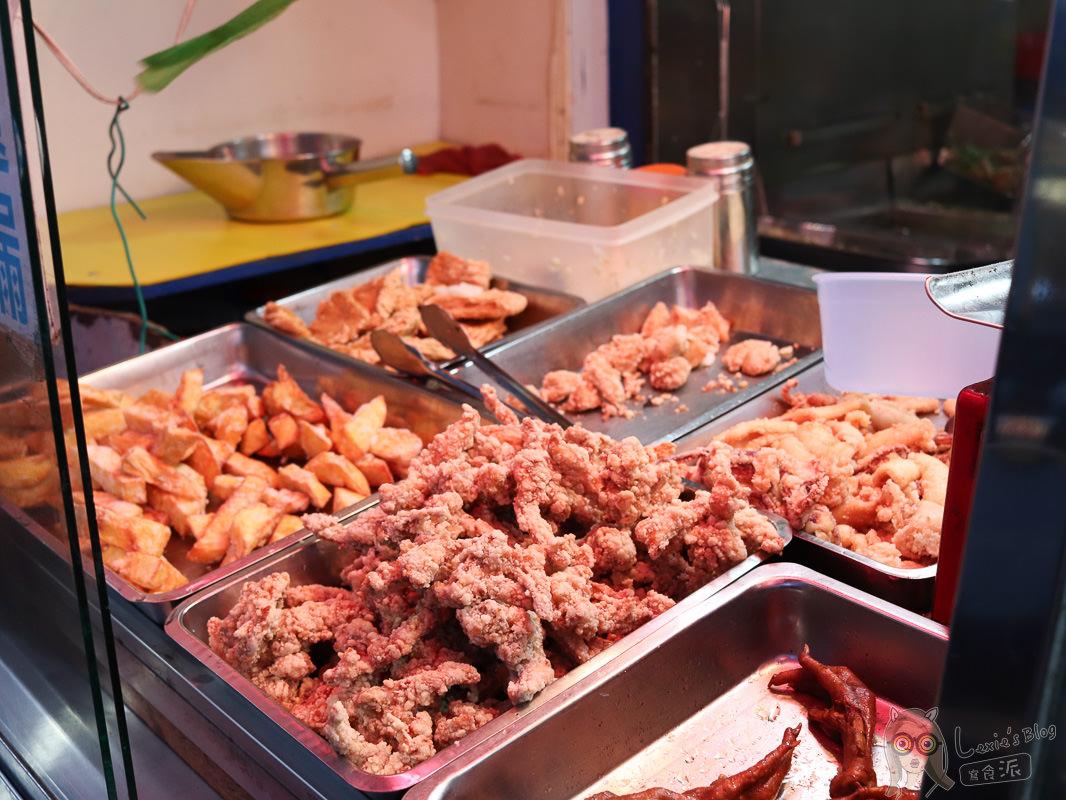 花蓮必吃小吃》德安橋頭香酥雞,知名排隊美食,再久也要排!