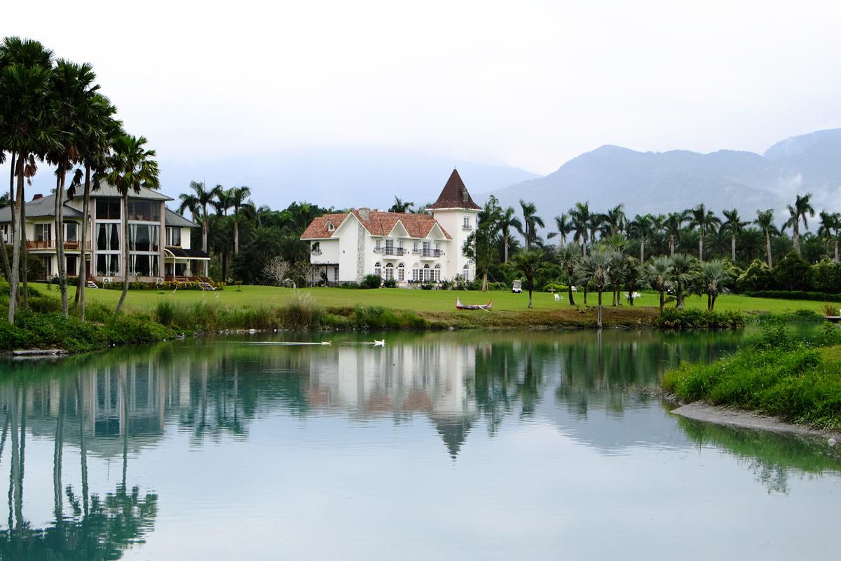 花蓮民宿推薦-雲山水Villa Home-捨不得離開的歐風小仙境
