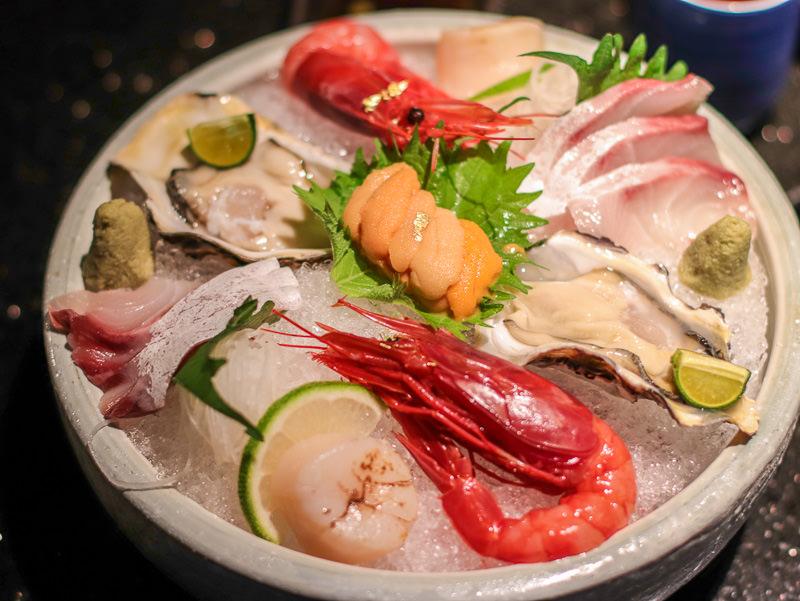 台北海鮮火鍋推薦》囍聚精緻鍋物,頂級新鮮活海產,必吃爆卵海膽飯(有包廂)