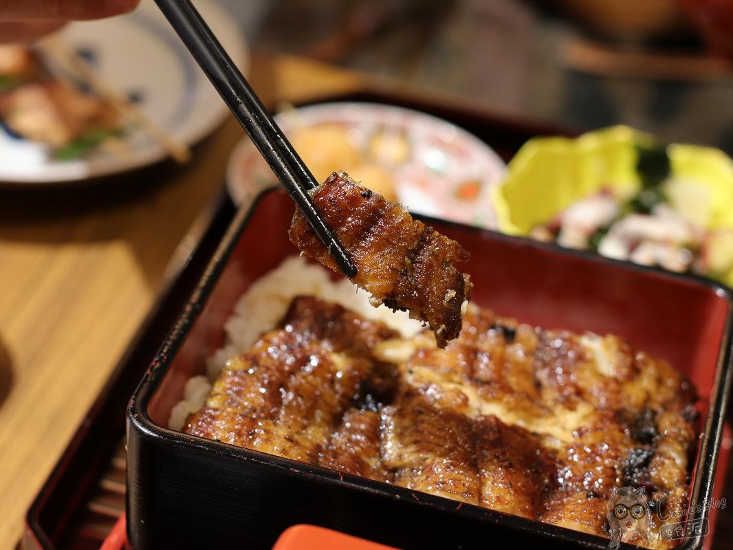 台北鰻魚飯小倉屋-日本百年烤鰻技法,外脆內嫩魚肉細而不膩(菜單)