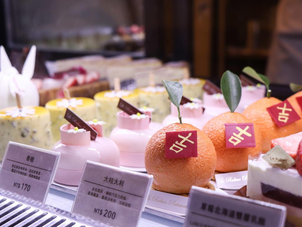 【大安區甜點】法朋烘焙坊,人氣法式甜點/蛋糕/ 菜單價格