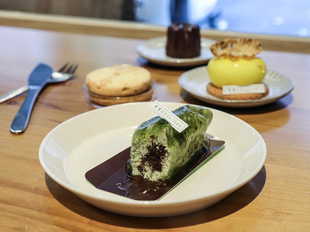 台北甜點推薦》菓實日,創新台灣魂法式甜點,巷弄中的萬華最強甜點店/菜單