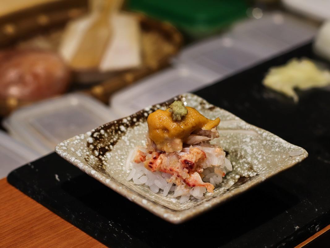 台北無菜單料理-竜壽司割烹》精采絕倫的手藝,味蕾最高級的享受/中和環球美食/全預約制