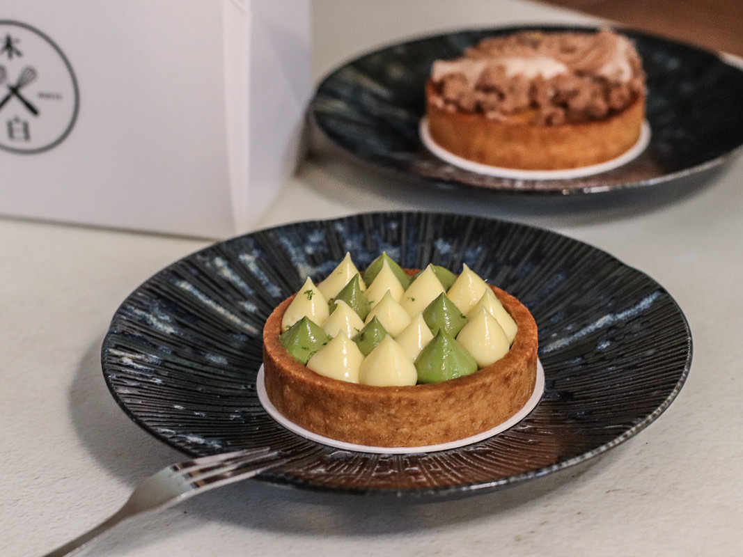行天宮下午茶甜點》木白法式甜點咖啡店,永遠排隊滿座的超熱門甜點/不限時咖啡廳
