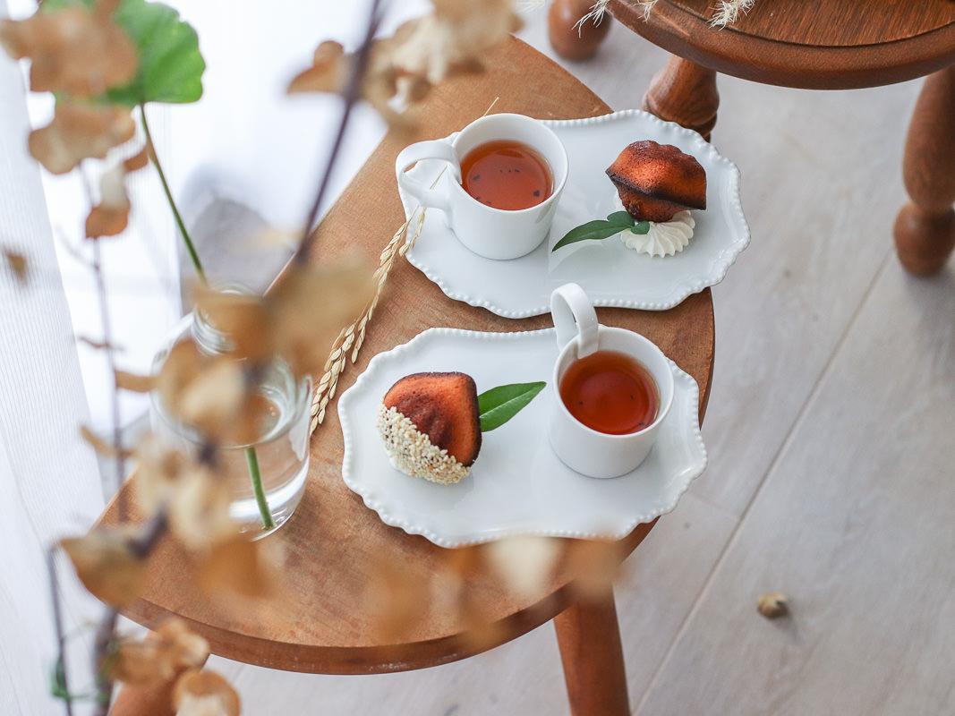 台北秒殺預約制甜點Cypress & chestnut,為自己預定一場優雅的午後時光/訂位教學