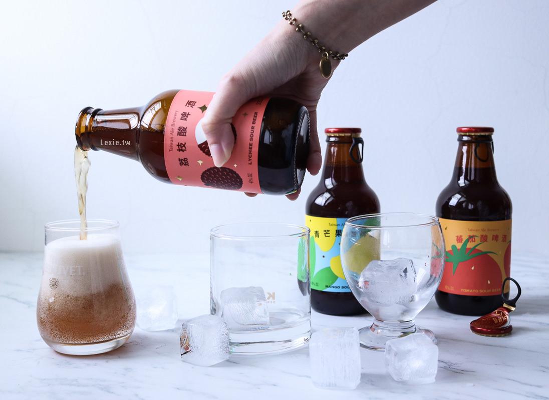 台灣艾爾啤酒|釀出原創台灣味啤酒!揉合台灣在地農產與水果的創新精釀啤酒推薦