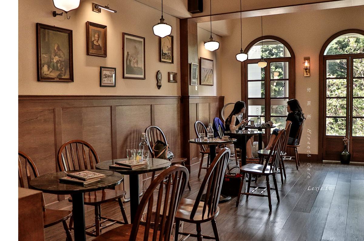 高雄巨蛋站咖啡廳下午茶 好聚所,闖入古典歐式浪漫空間,三層鳥籠英式下午茶