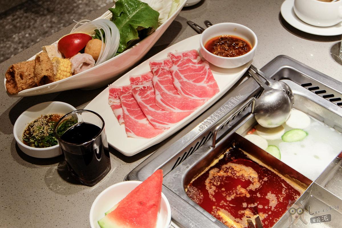 南京復興火鍋》海底撈商業午餐2019,中餐$399個人套餐,醬料飲料水果冰淇淋吃到飽
