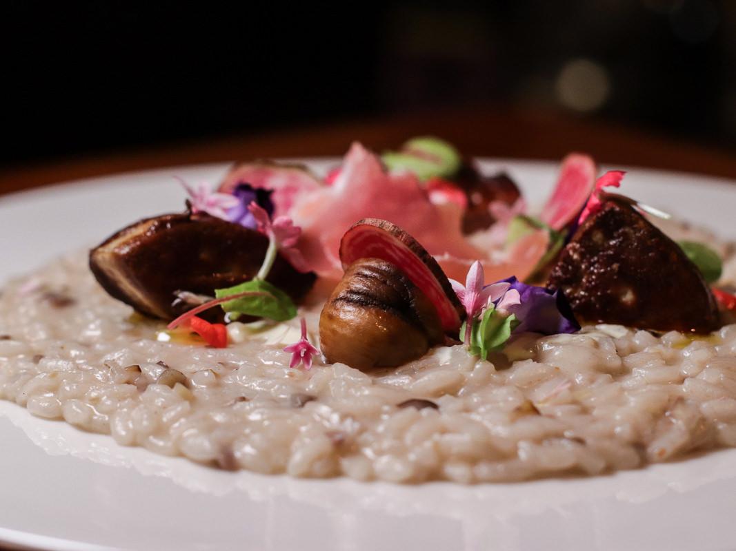 國父紀念館美食 台北道地義大利餐廳推薦,巧哚洋房-必吃牛肚包/燉飯