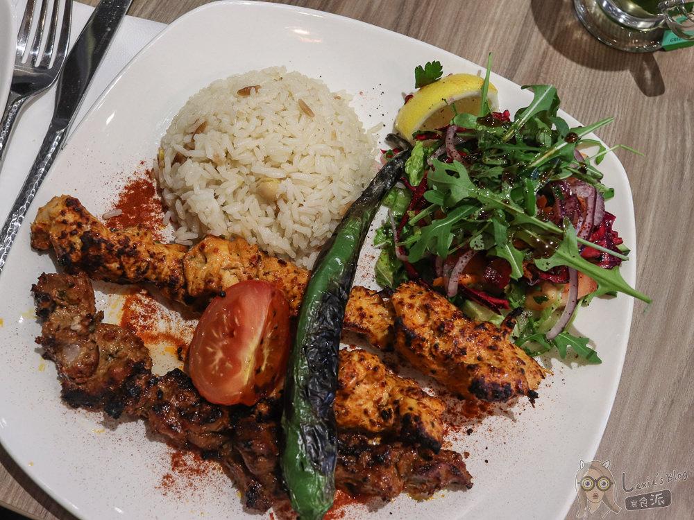 英國牛津美食Antep Kitchen Oxford,超強土耳其烤肉串得到我浮誇的讚嘆!牛津排名第一的餐廳