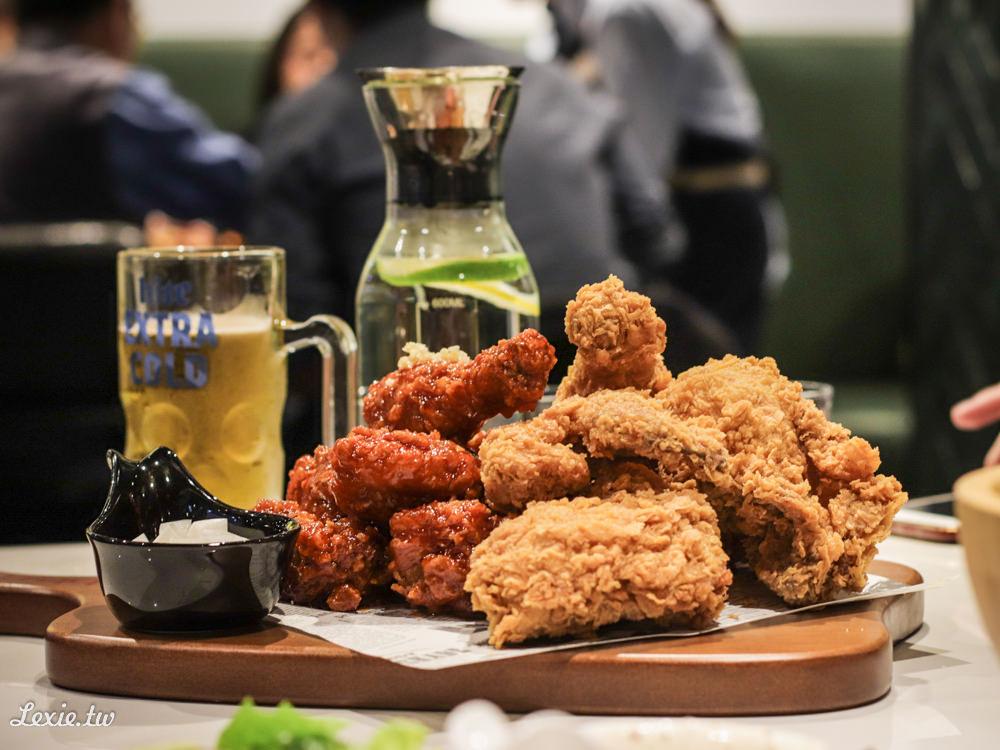 鬼怪炸雞韓式炸雞bb.q CHICKEN台北旗艦店!皮脆多汁、超嫩雞胸,必吃韓式炸雞/菜單