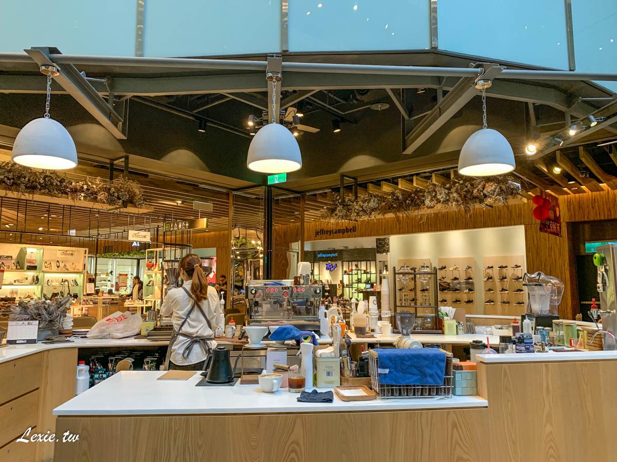 京站美食咖啡廳moi cafe