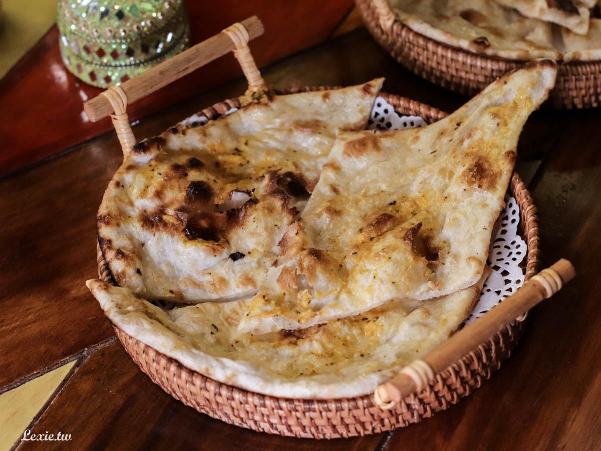 台北正宗印度料理|印渡風情-超濃郁夠味的香料咖哩,南京復興美食