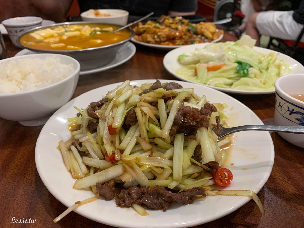 西門美食|海產張小館 川菜熱炒台菜,平價口味棒的人氣美食