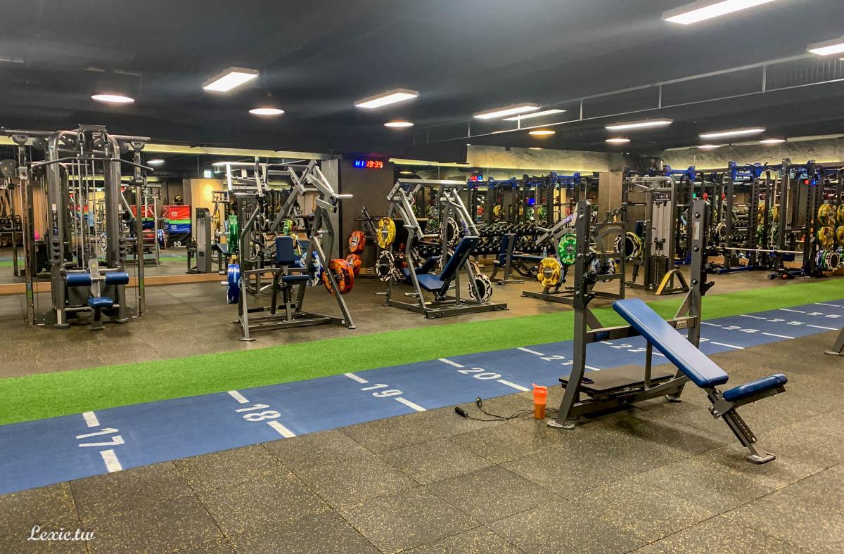 台北健身房推薦|奧塞利斯體能學院,掏心掏肺真實心得分享,私人教練課推薦