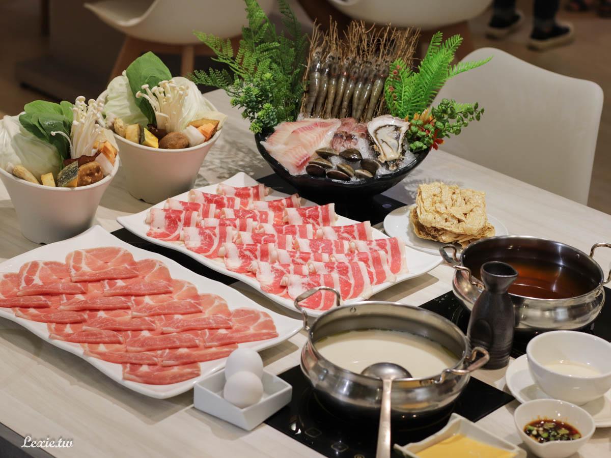 西門火鍋推薦|沐月精緻小火鍋,白飯冰淇淋吃到飽,環境乾淨CP值高