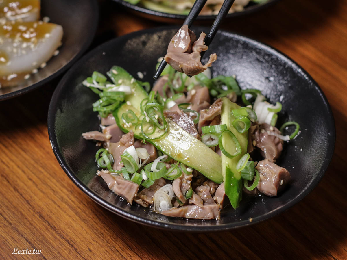 通化街夜市必吃美食 貳玖道場串燒,日本師傅傳授道地串烤手法,餐點細緻價位合理