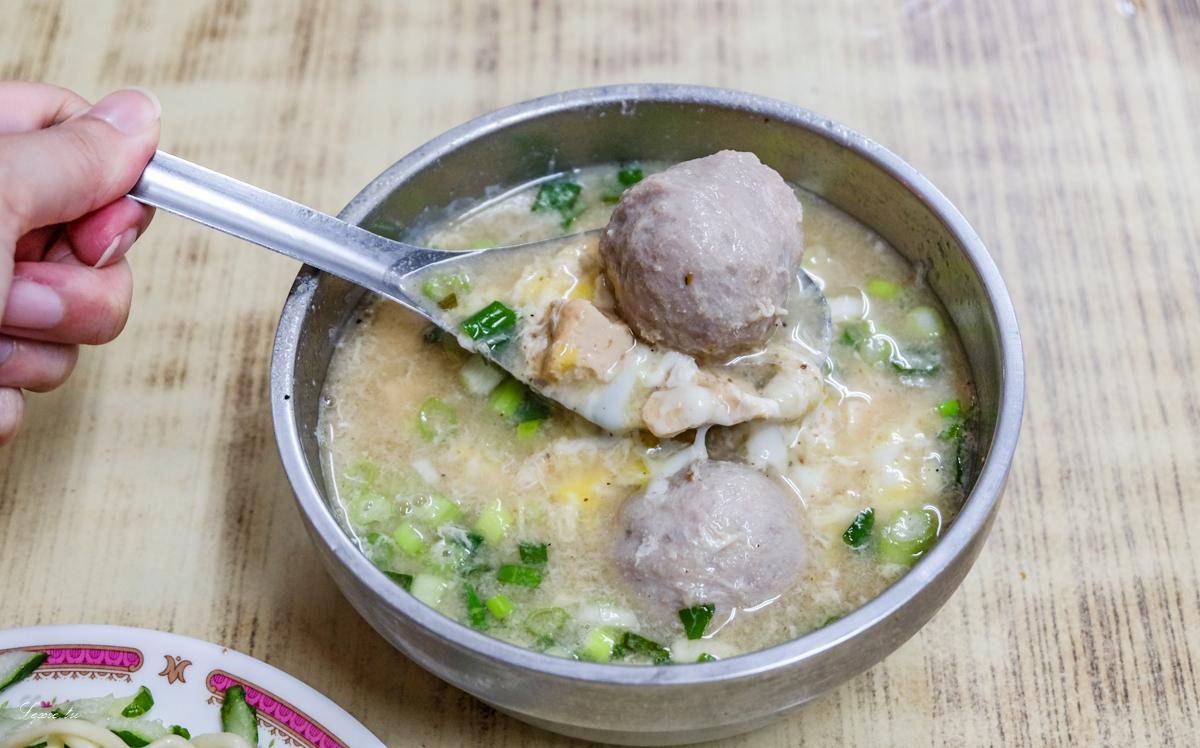 台北涼麵|福德涼麵,24小時營業!本體竟是那碗三合一湯!興安街美食
