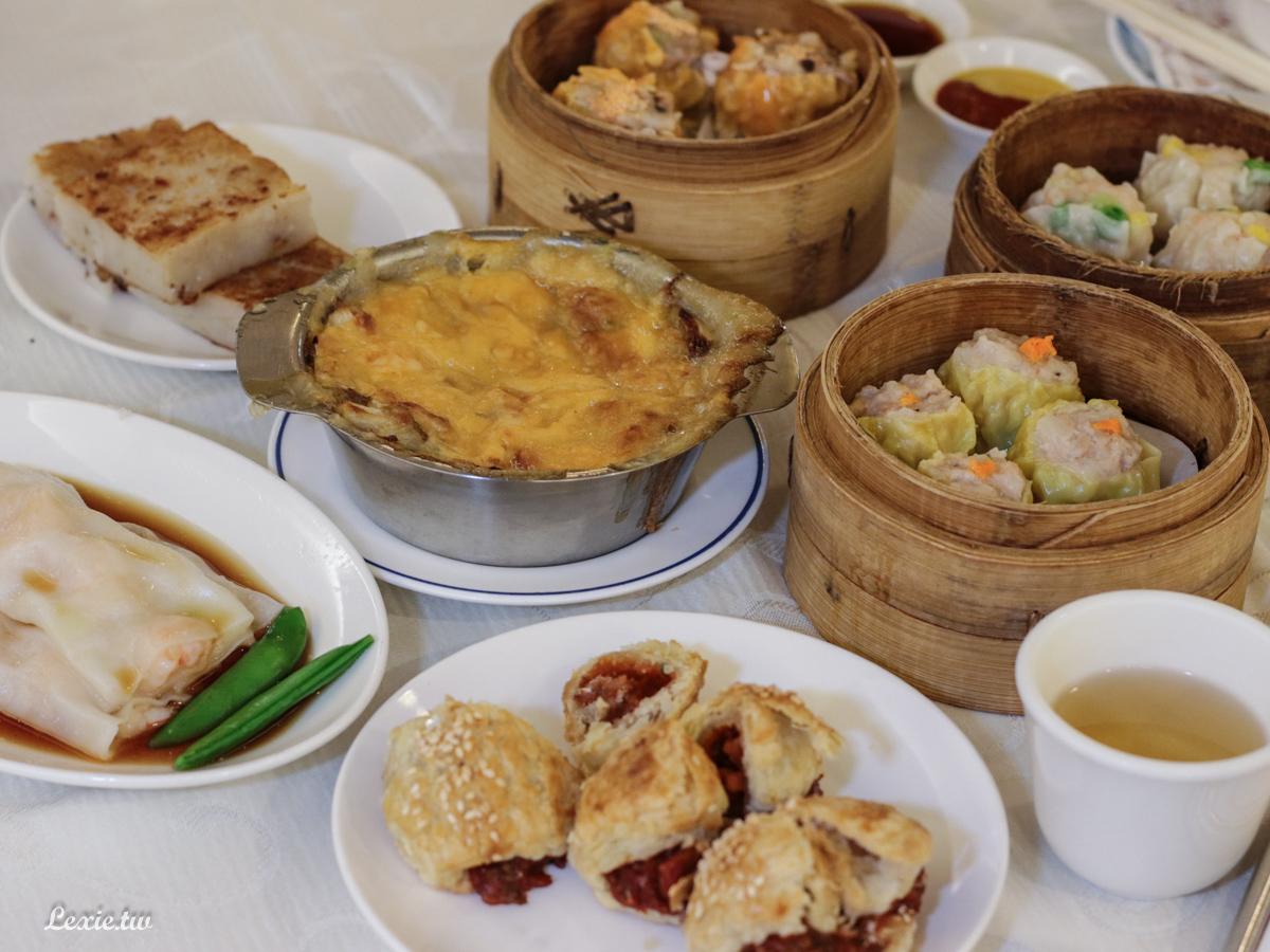 台北港式飲茶|兄弟飯店梅花廳,推車港式點心必點菜色推薦!菜單價格