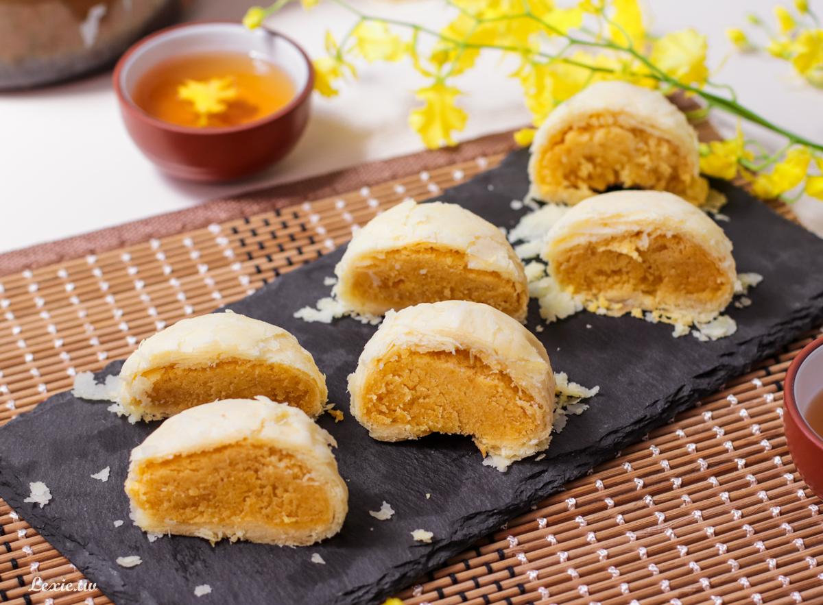 頂級烏魚子加入鳳梨酥!|艾斯特烘焙世界甜點大賽冠軍,信義區甜點麵包/中秋禮盒推薦