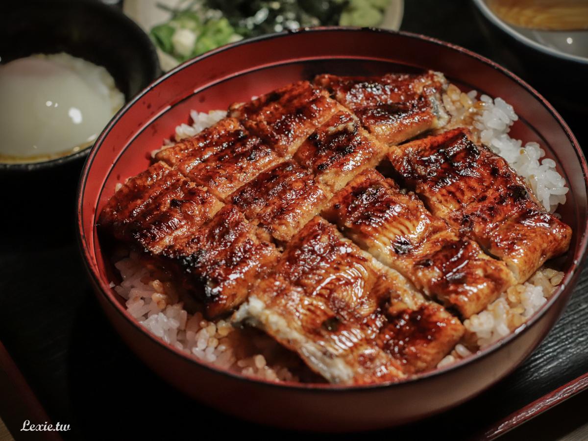 台北中山鰻魚飯|濱松屋鰻魚飯,老牌鰻魚飯,現殺活鰻四吃有特色!