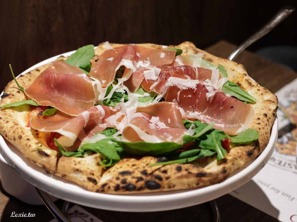 世界冠軍pizza在台灣!BANCO窯烤pizza自製義大利麵條,平價正宗拿坡里Pizza
