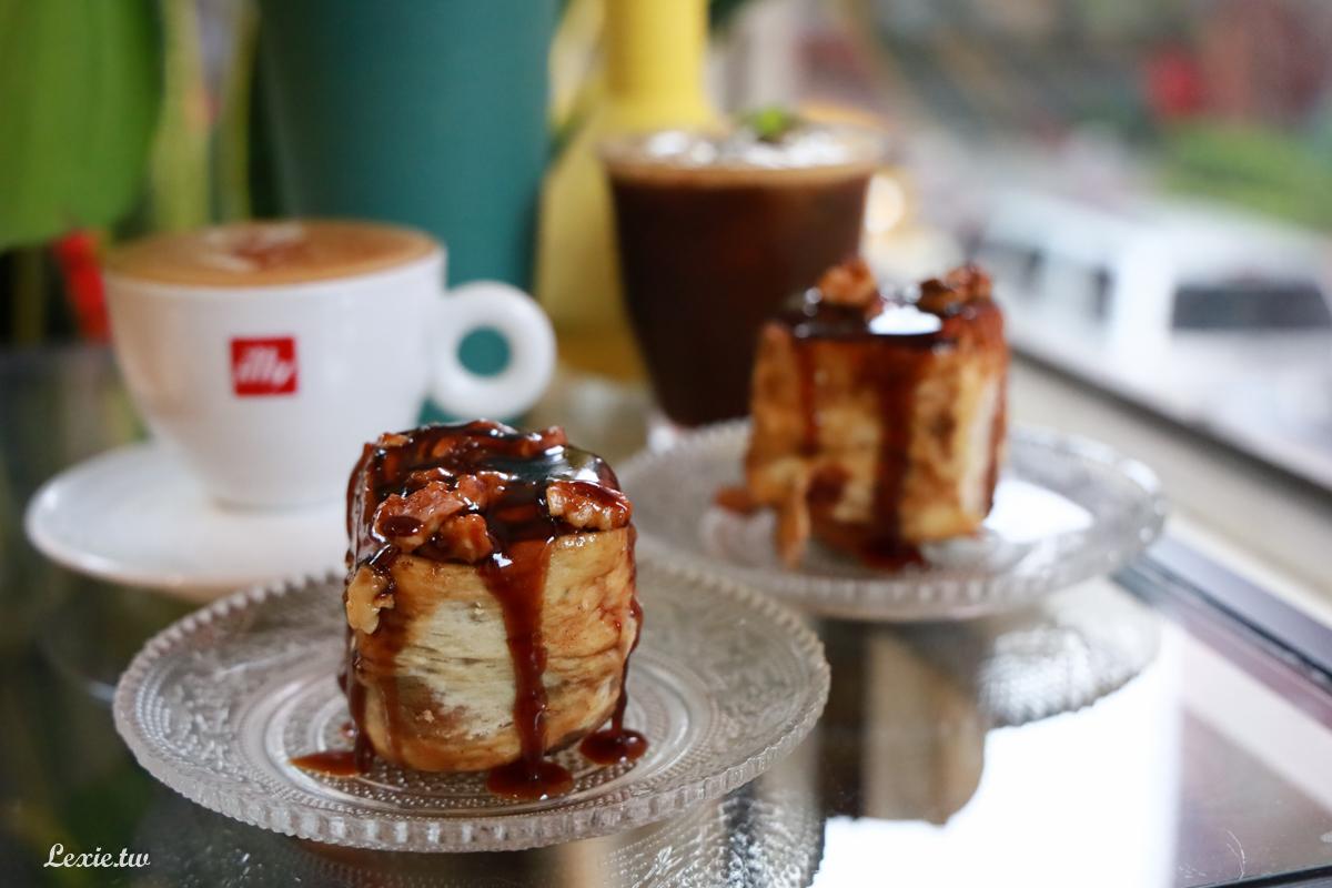 台北必吃肉桂捲fly cafe|蒼蠅哥聞名遐邇的肉桂捲,現在反而更愛鮪魚三明治,已無外帶
