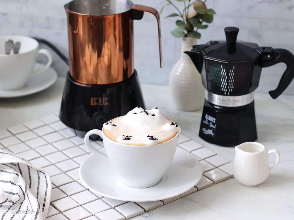 Bialetti摩卡壺、IKUK奶泡機、磨豆機推薦!輕鬆做出咖啡廳水準的拿鐵