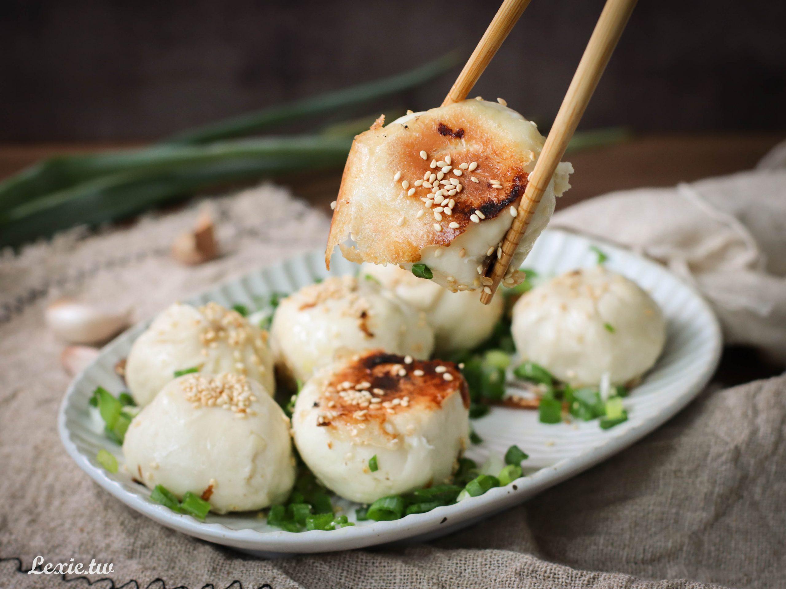 良品開飯 上海生煎包 皮脆肉多汁,完美重現夜市美味!冷凍宅配懶人美食