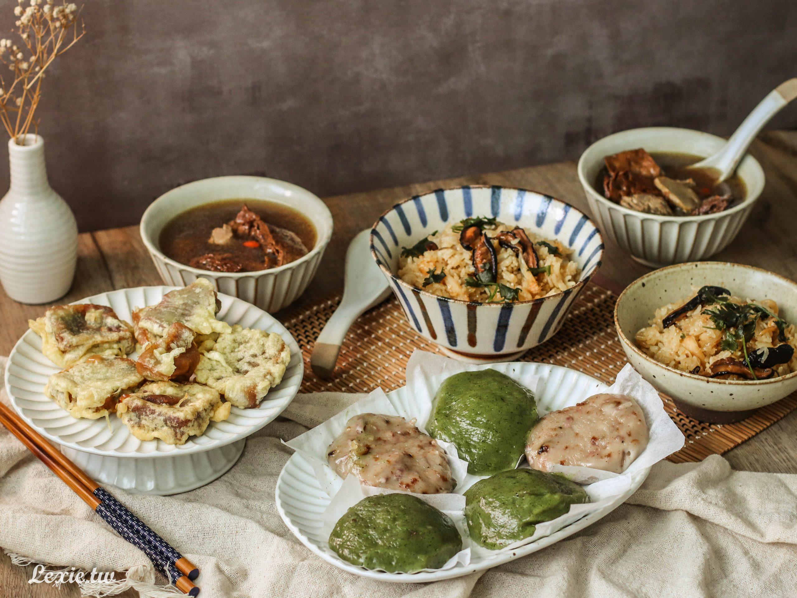 糕·食寤 重現傳統家鄉味-宅配米糕年糕蘿蔔糕、草仔粿/素食可食