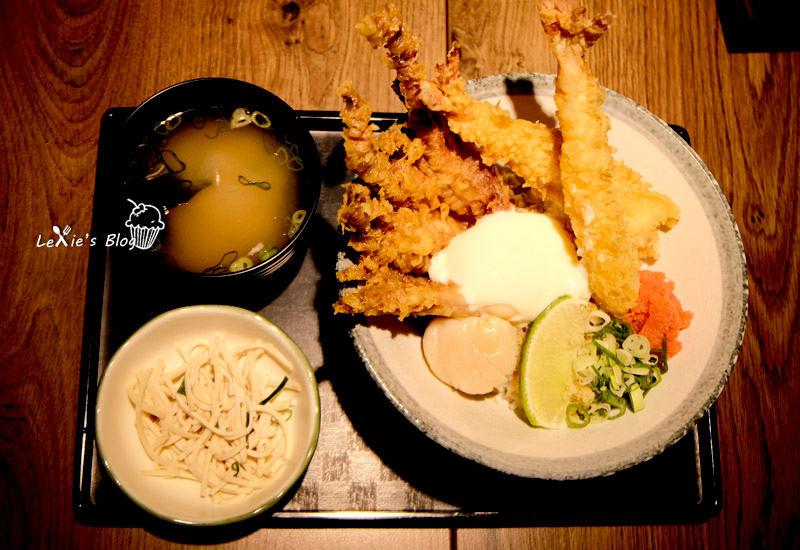 食記【台北】捷運雙連站弍三-平價日本料理烏龍麵丼飯推薦餐廳(菜單menu)