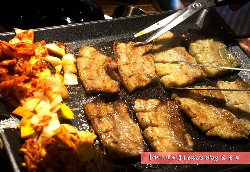 食記【台北】韓式八色烤肉 啾哇嘿呦 南京復興站美食推薦 還有隱藏版第9色 玫瑰人參口味!