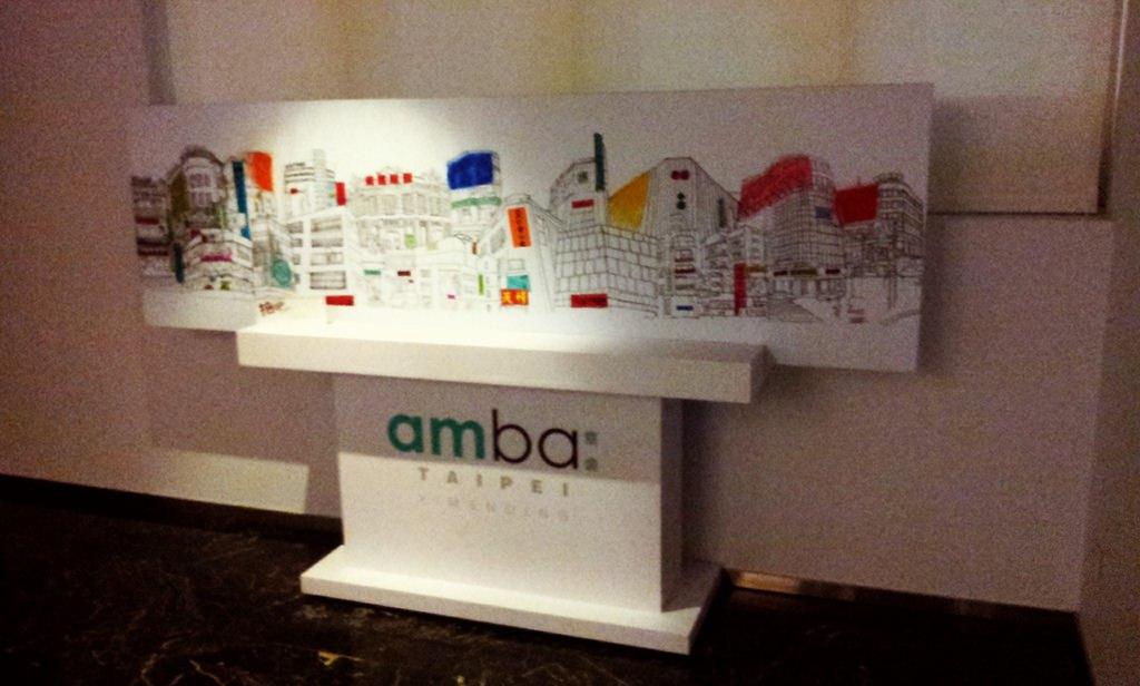 食記【台北】amba-吃吧!好吃好拍~我甲意!